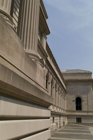 New York City, Metropolitan Museum in New York City Stock Photo - 2428419