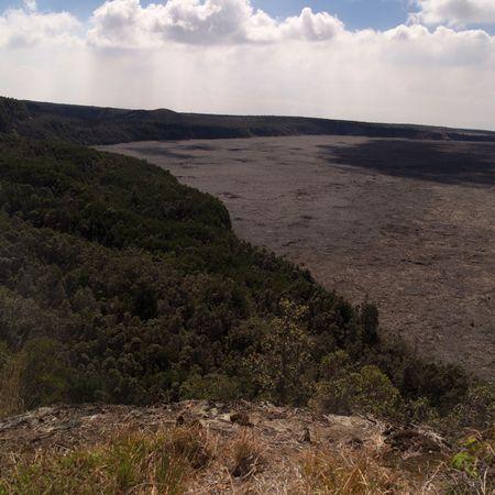 kona: Landscape of Kona Hawaii