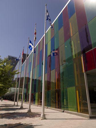 des: Convention Centre, Palais des Congres de Montreal