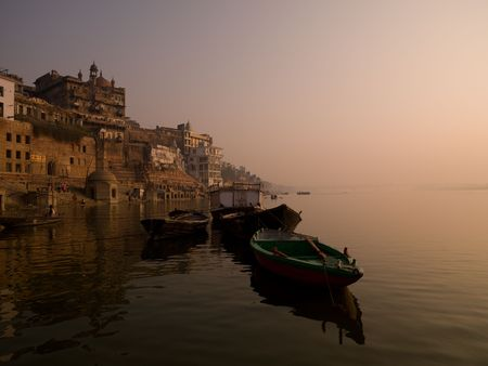 Varanasi, India - Life on the Ganges