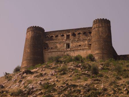 Rajasthan, India - ancient fortress