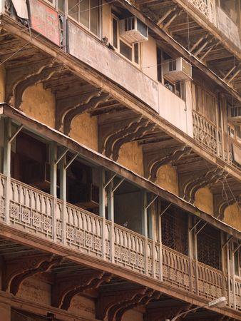 Exterior of building in Mumbai
