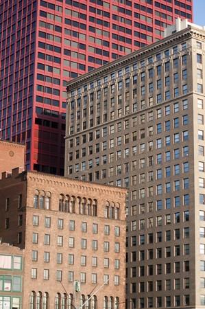 cna: Chicago, Plaza de la CNA, McCormick Building