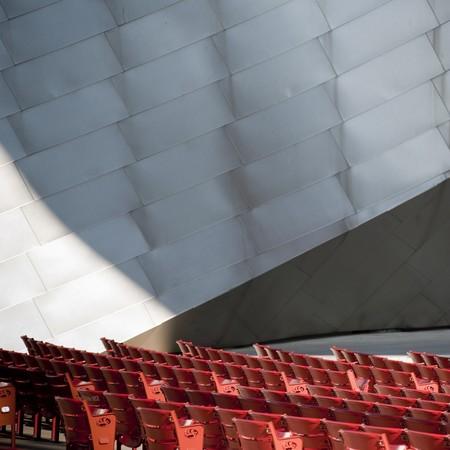 levit: Chicago, The Pritzker Pavilion