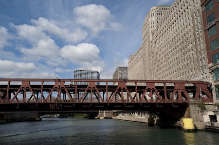 merchandise: Bridge in Chicago