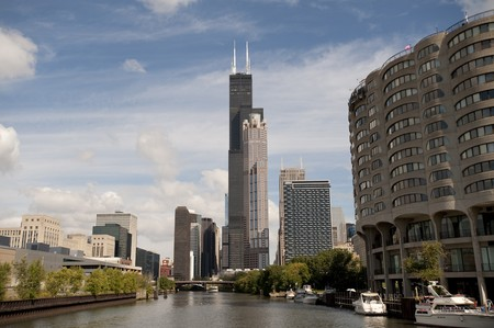 the sears tower: Chicago, Sears Tower