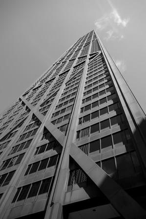 john hancock: Chicago, John Hancock Building Stock Photo