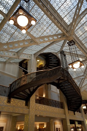 Chicago, The Rookery Building