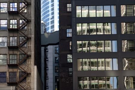 Edificios de Chicago  Foto de archivo - 7188261