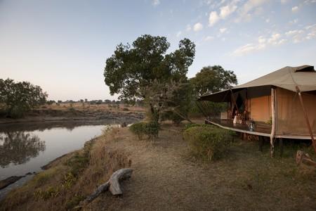 levit: Ngare Serian Tented Camp in Kenya
