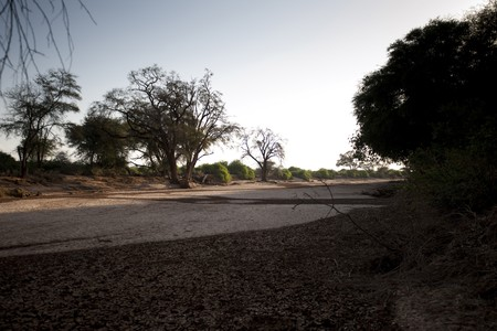 samburu: Samburu National Reserve in Kenya Stock Photo
