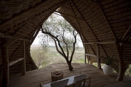 levit: Luxury lodge in Kenya