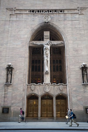 Chicago, St. Peters Church