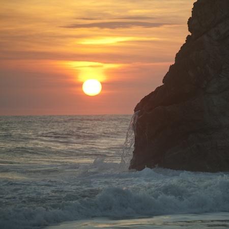 Costa Rica seascape photo
