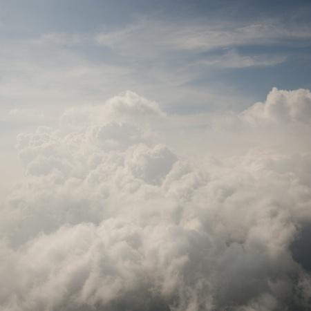 levit: Cloudy sky over Costa Rica