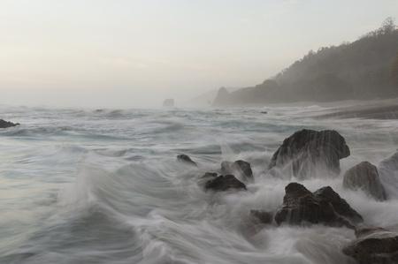 Seascape in San Jose Costa Rica