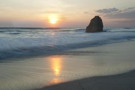 levit: Nicoya Peninsula seascape in San Jose Costa Rica