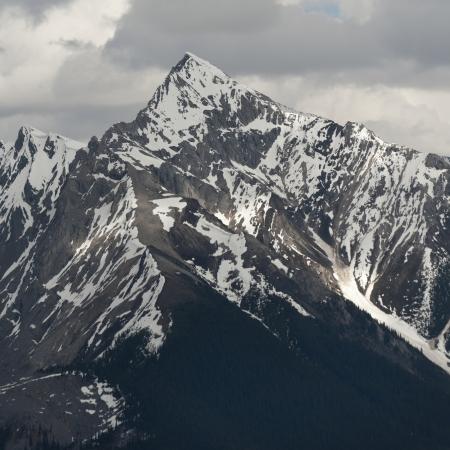 leah: Leah Peak, Jasper National Park, Alberta, Canada