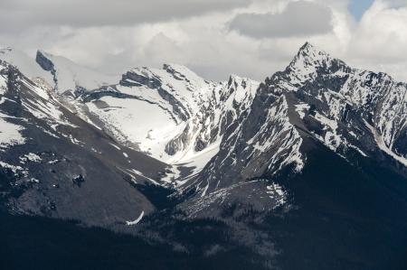 leah: Leah and Samson Peaks, Jasper National Park, Alberta, Canada