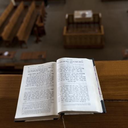 chóralne: Close-up z Tory w Grand Choral Synagogue, Petersburg, Rosja