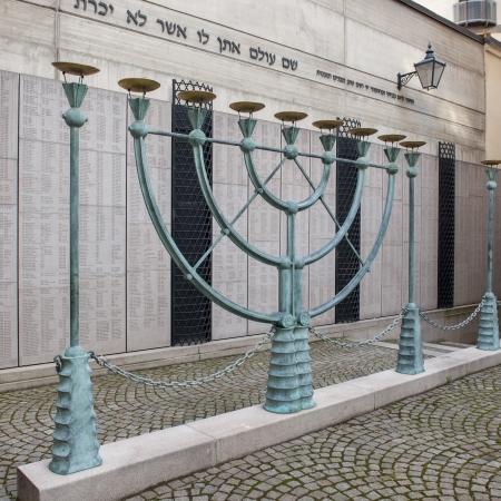 holocaust: Holocaust Memorial at Great Synagogue of Stockholm, Stockholm, Sweden