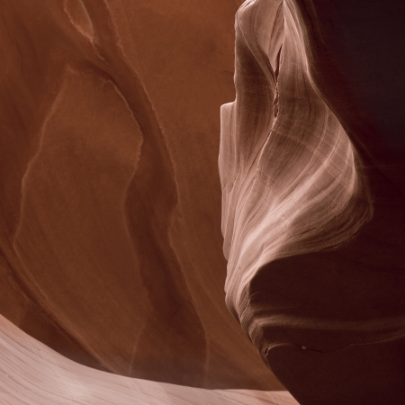 Corkscrew Canyon, Lower Antelope Canyon, Antelope Canyon, Page, Arizona, USA photo