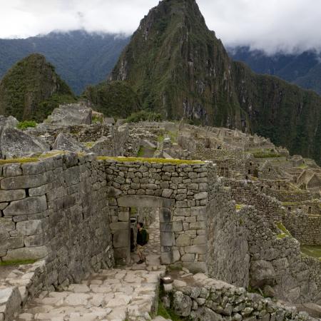 cusco province: The Lost City of The Incas, Machu Picchu, Cusco Region, Peru