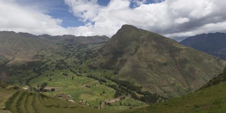 pisaq: Pisaq Inca Ruins, Sacred Valley, Cusco Region, Peru