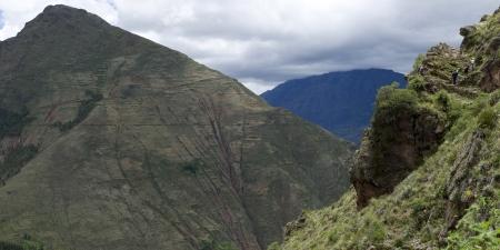 placidness: Pisaq Inca Ruins, Sacred Valley, Cusco Region, Peru