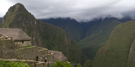 the lost city of the incas: The Lost City of The Incas, Machu Picchu, Cusco Region, Peru