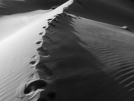 sahara desert: Erg Chegaga Dunes in Sahara Desert, Morocco
