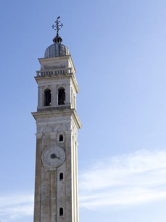 formosa: Clock Tower of Santa Maria Formosa, Venice, Veneto, Italy