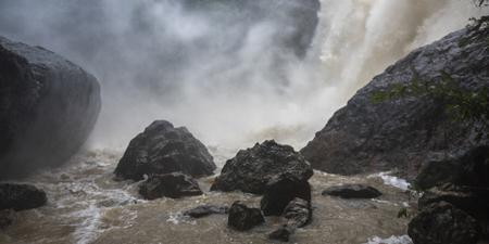 Namuang Waterfalls, Koh Samui, Surat Thani Province, Thailand