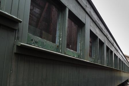 Sydney and Louisburg Railway Museum, Louisbourg, Cape Breton Island, Nova Scotia