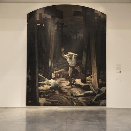 Behold the Man - Jesus in Israeli Art, Israel Museum, Jerusalem Israel