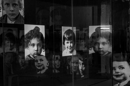 Children Memorial, Holocaust History Museum, Yad Vashem, Jerusalem, Israel