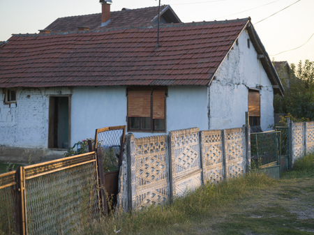 House in a village, Kostol, Kladovo, Bor District, Serbia