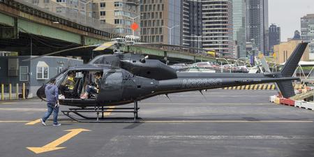 East 34th Street Heliport, Manhattan, New York City, New York State, USA