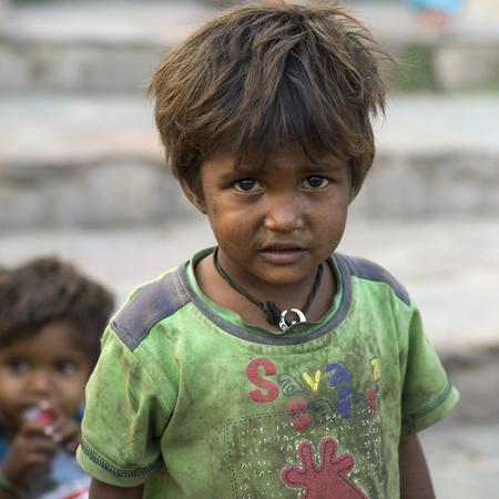 Portrait of a boy, Jaipur, Rajasthan, India