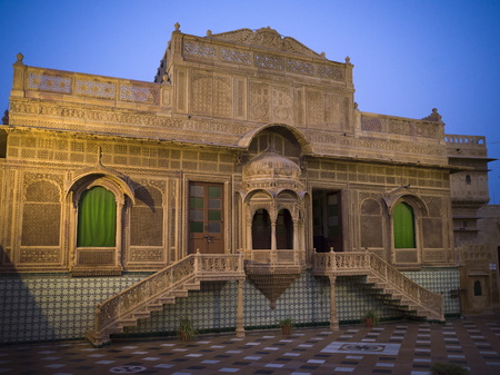 Tazia Tower, Jaisalmer, Rajasthan, India Editorial