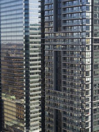 Skyscrapers in Toronto, Ontario, Canada