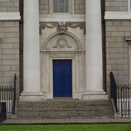 Dublin, Ireland - Custom House Stock Photo - 179005