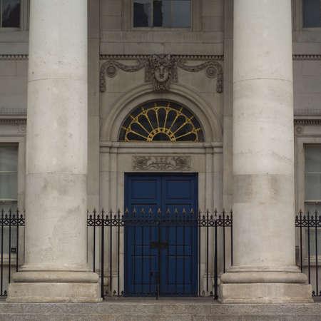 Dublin, Ireland - Custom House Stock Photo - 179008
