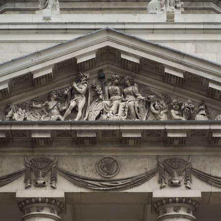 Dublin, Ireland - Custom House Stock Photo - 179009