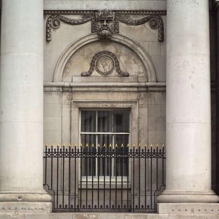 Dublin, Ireland - Custom House Stock Photo - 179011