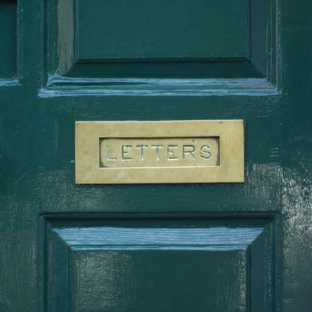 Dublin, Ireland - doors Stock Photo - 179014