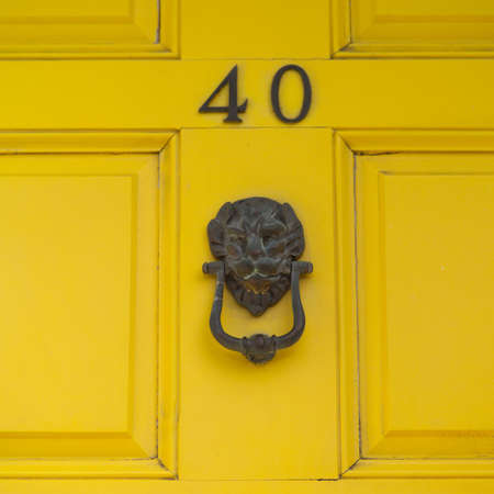 Dublin, Ireland - doors Stock Photo - 179016