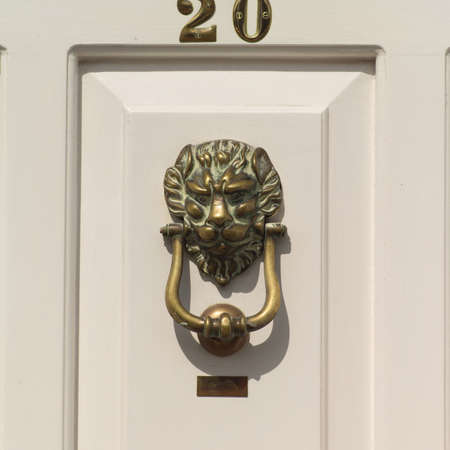 Dublin, Ireland - doors photo