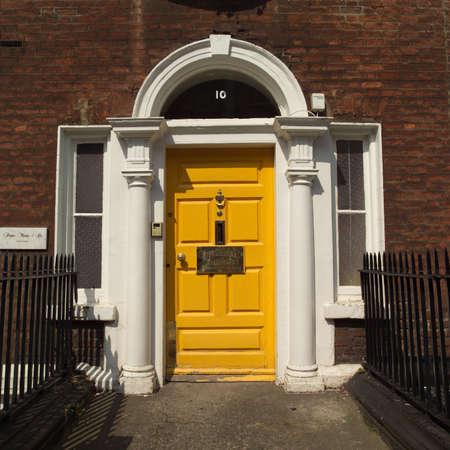 Dublin, Ireland - doors Stock Photo - 179025