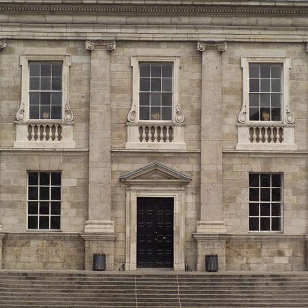 Dublin, Ireland - Trinity College Stock Photo - 179092
